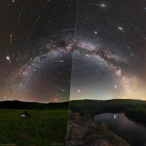 Lost meteors